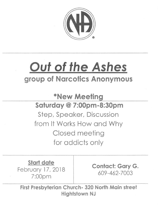 Narcotics anonymous dating site